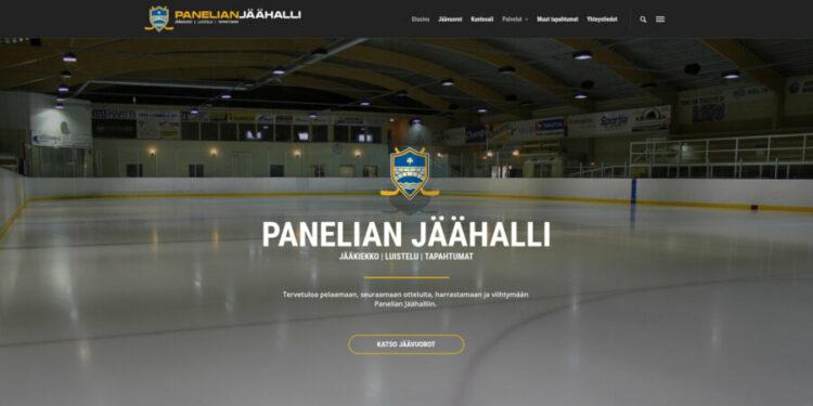 Panelian Jäähalli
