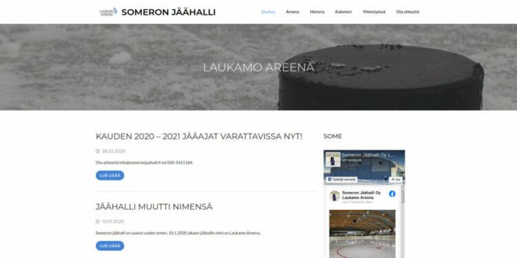 Someron Jäähalli